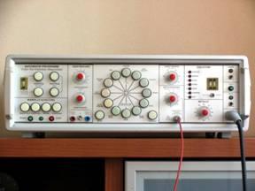 Multicom apparaat van Praktijk Calis
